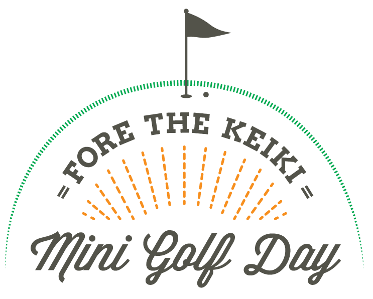 Fore the Keiki Mini Golf Benefit